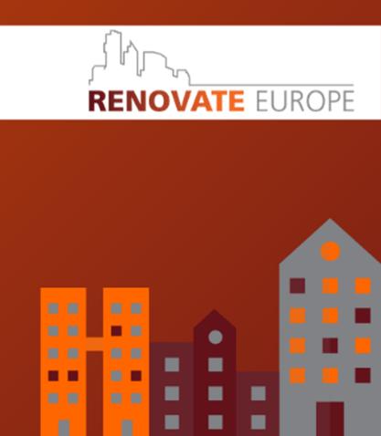 Débat et exposition: Renovate Europe Day 2019 – Deep Energy Renovation: Already All Around Us